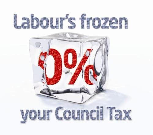 Lambeth Labour has frozen council tax