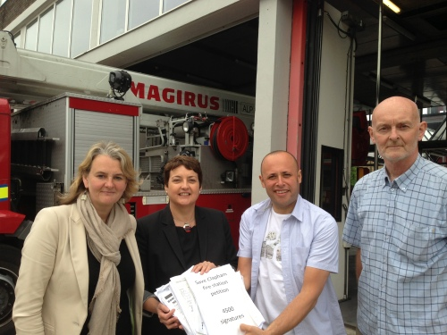 Saving Clapham Fire Station